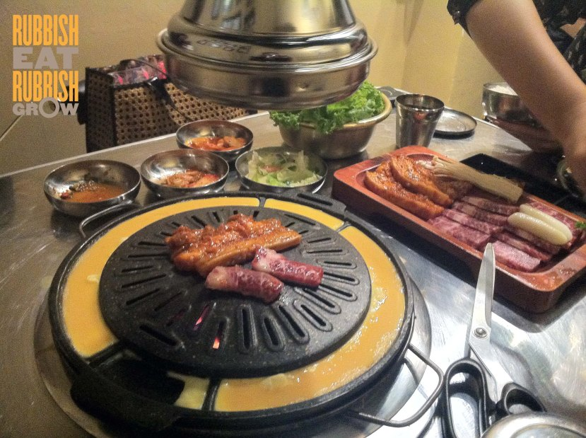 Wang Dae Bak - BBQ grill