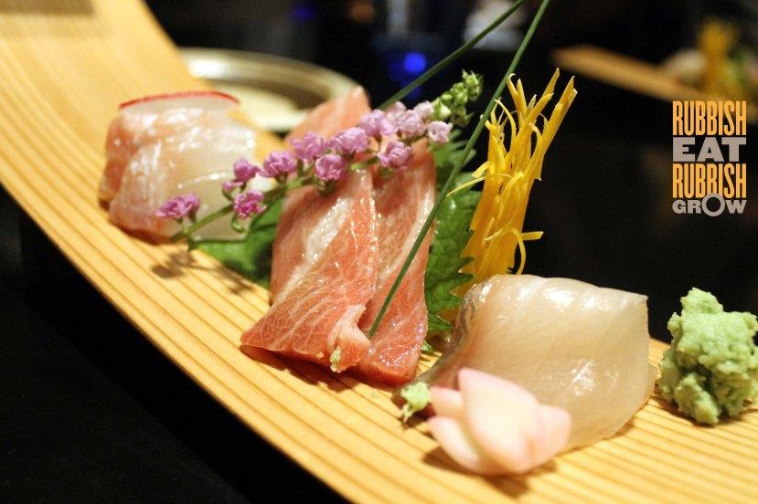 Mikuni Swissotel - Assorted Sashimi
