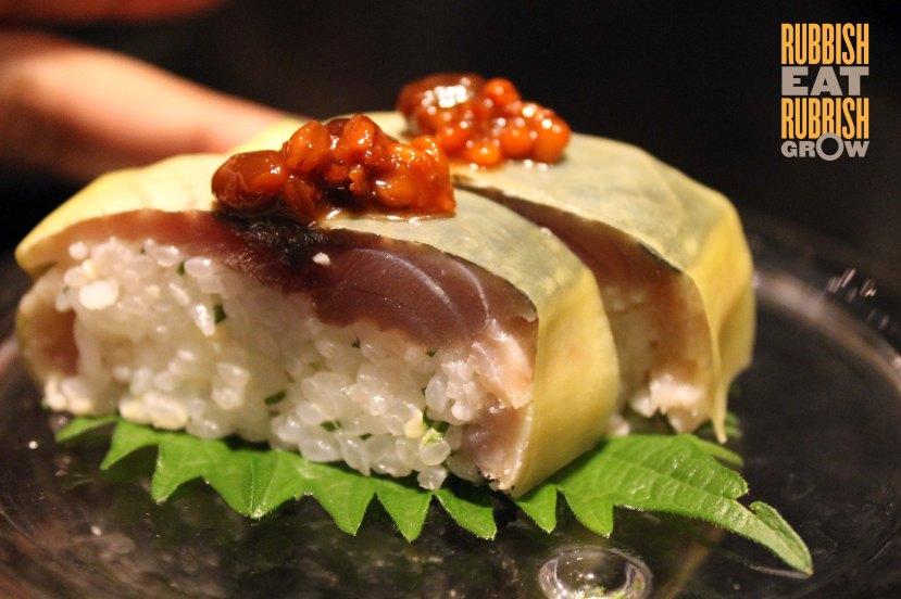 Mikuni Japanese Restaurant - Sabo Hako Sushi