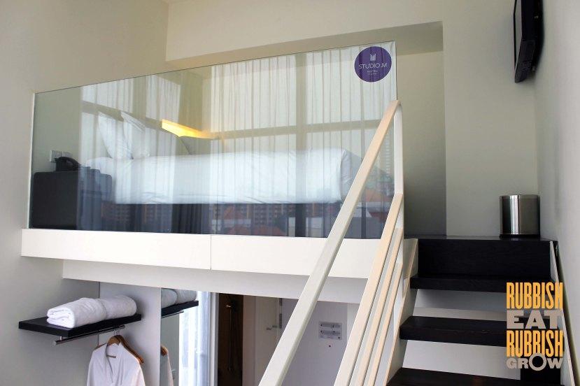 Studio M Hotel Nanson Road - Loft