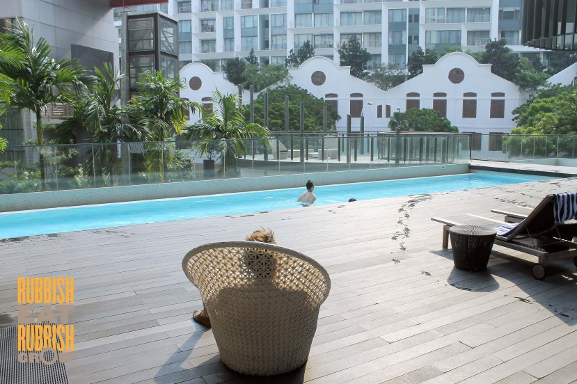 Studio M Hotel Facilities - Pool