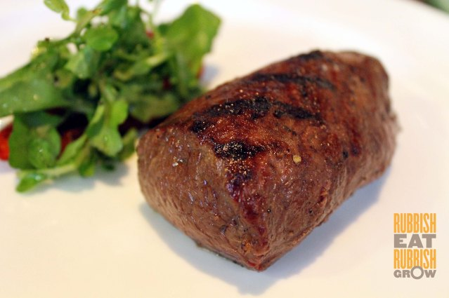 Bull and Butcher Singapore Review - Petit Tender