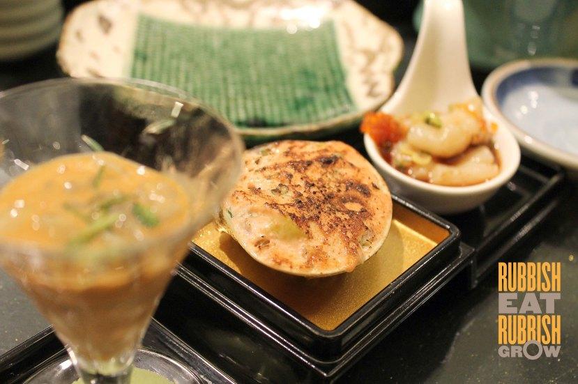 Hinoki Japanese Dining - Starters