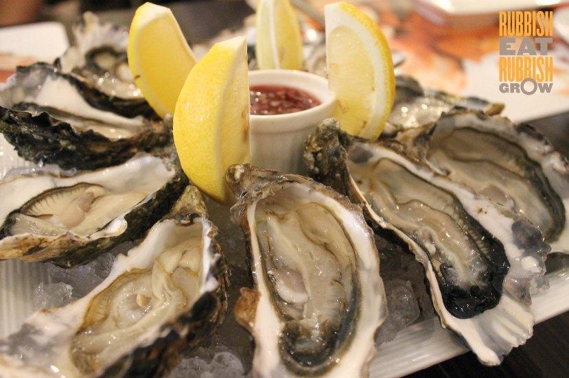 Taratata Bistrot - Oysters