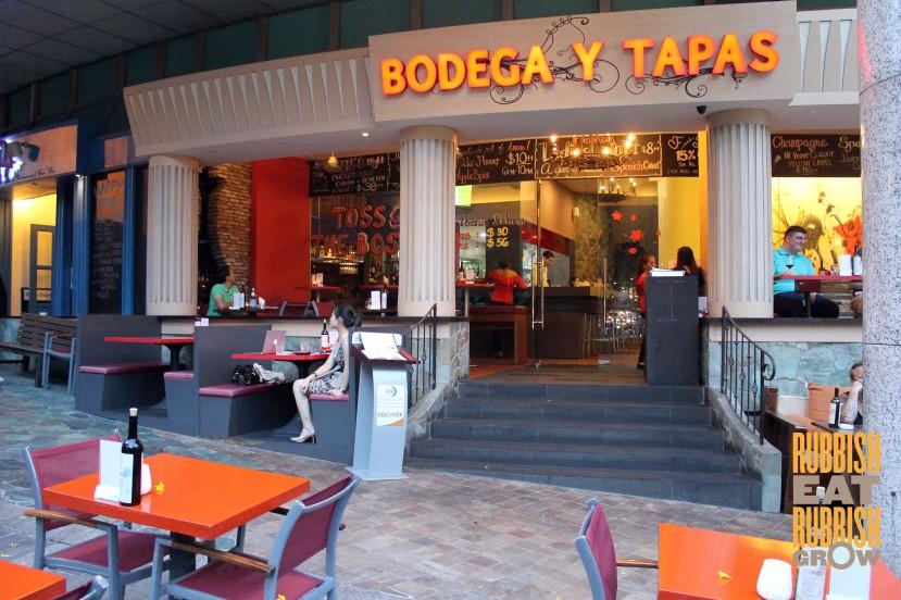 Bodega Y Tapas Singapore