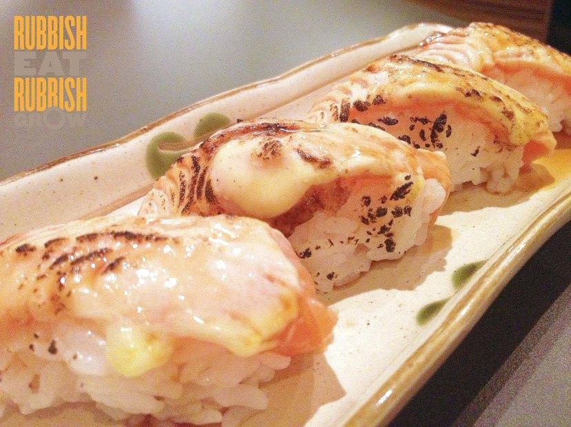 Kaiho Sushi SG - Aburi Salmon