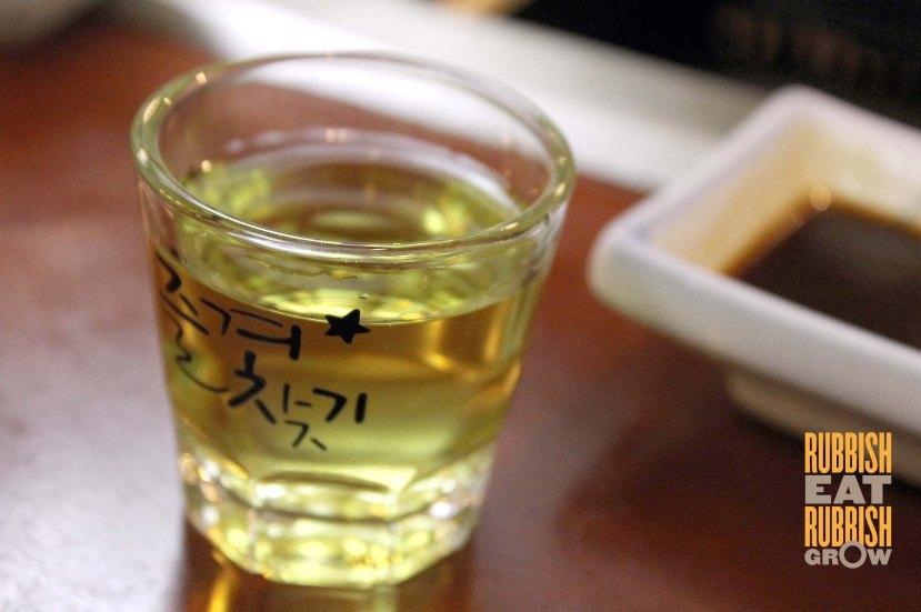 Jangchu - Sake