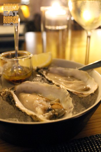 Me@Oue - Oysters