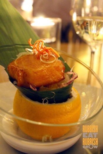 Me@OUE Singapore - Baked Cod