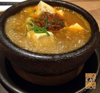 Ippudo Sydney - Bakuretsu Tofu