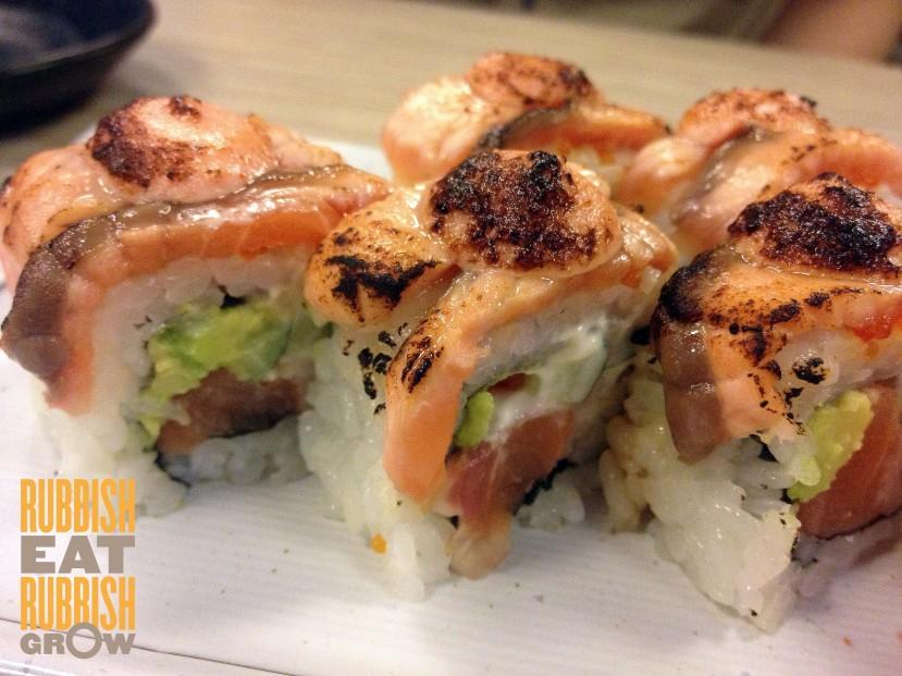 Sushi Bar Wisma - Aburi