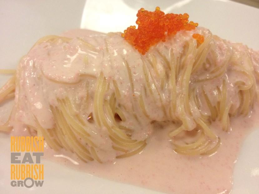 Sushi Bar Sg - Wafu Spaghetti