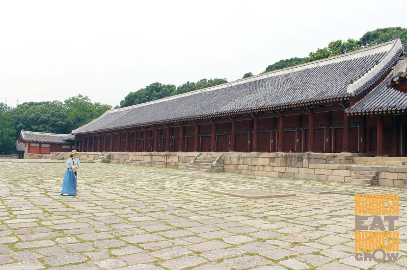 Jongmyo Shrine Korea