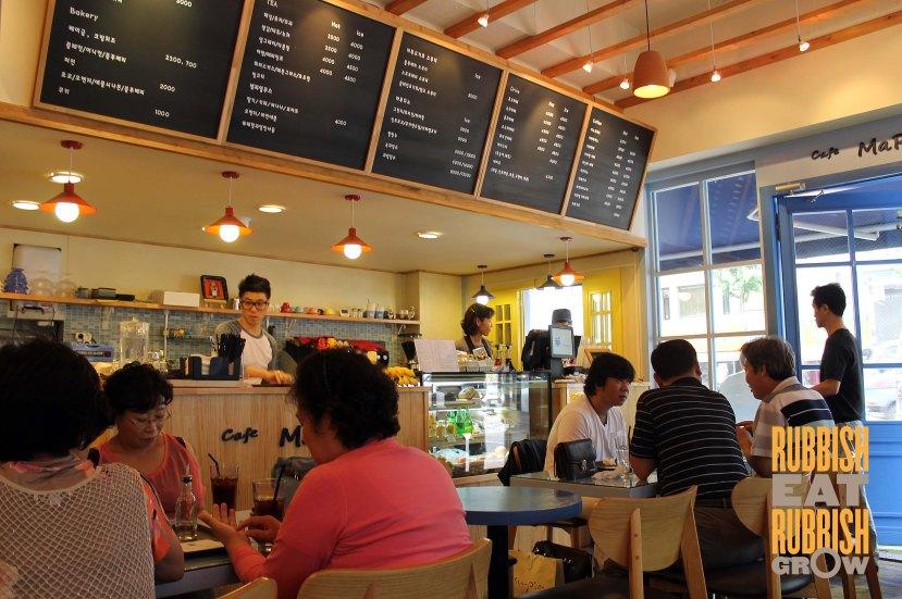 Cafe Maroo Seoul