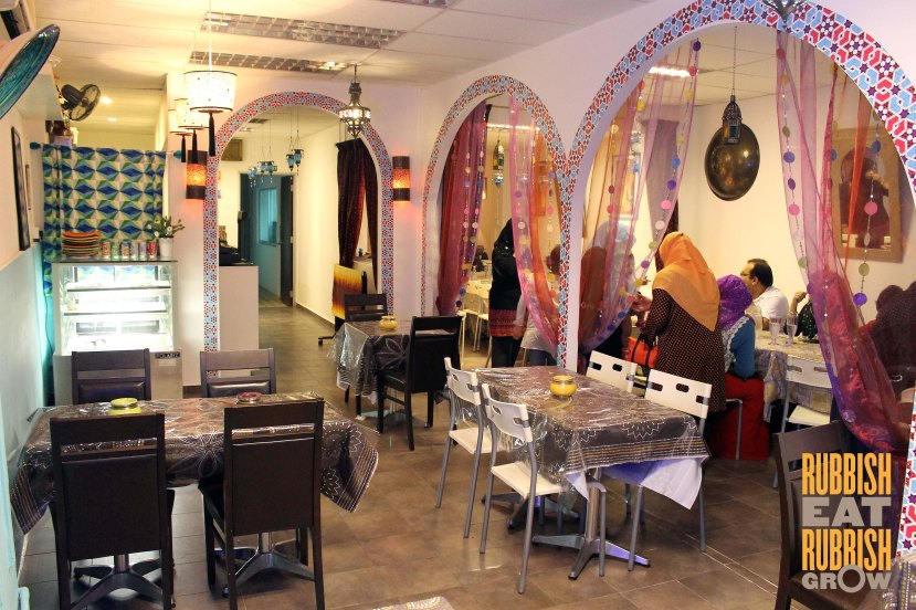 Pastilla Cafe Singapore