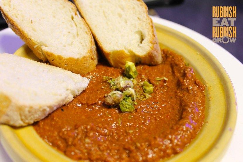 Pastilla Cafe SG - mohammara