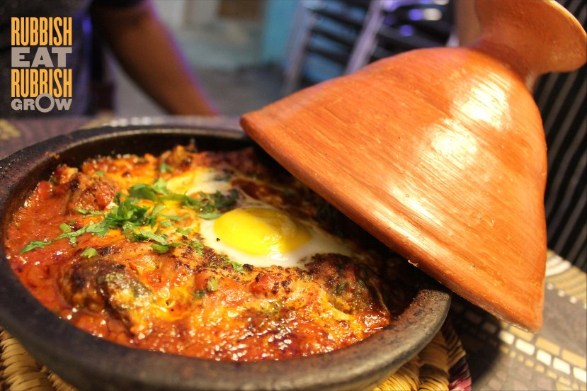 Pastilla Cafe Bedok - Chafchaouen Tajine