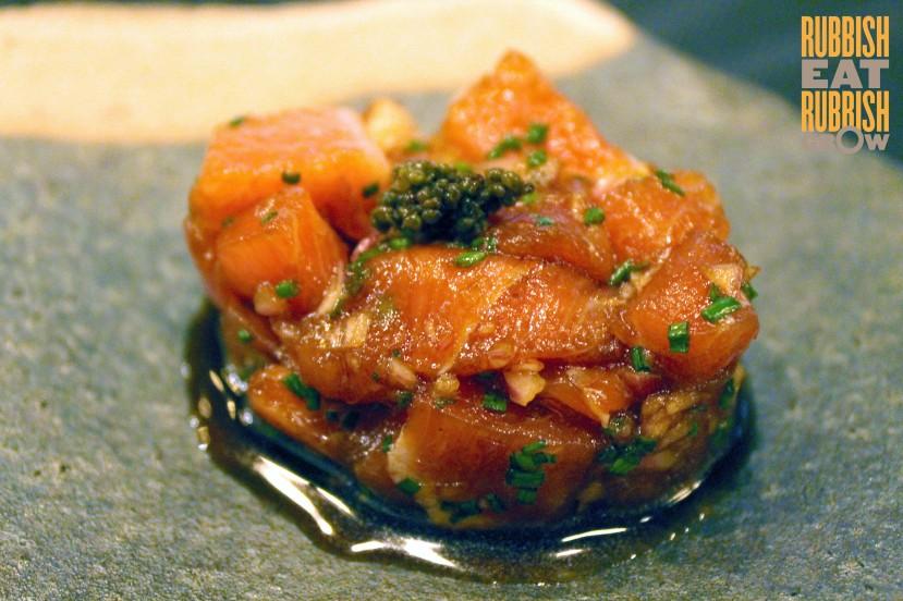 Izy Sg - tuna tartar