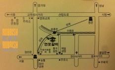 Yeonpo Galbi directions