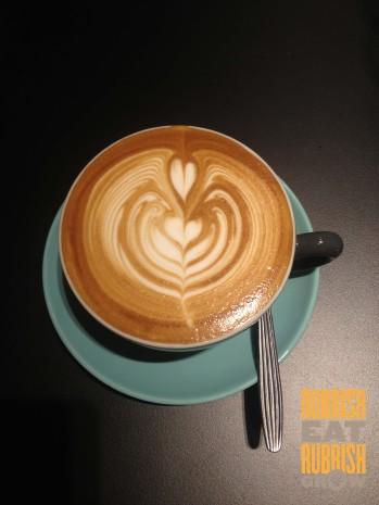 Department of Caffeine Menu