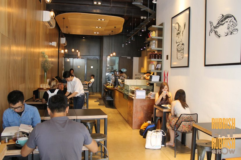 Department of Caffeine Singapore