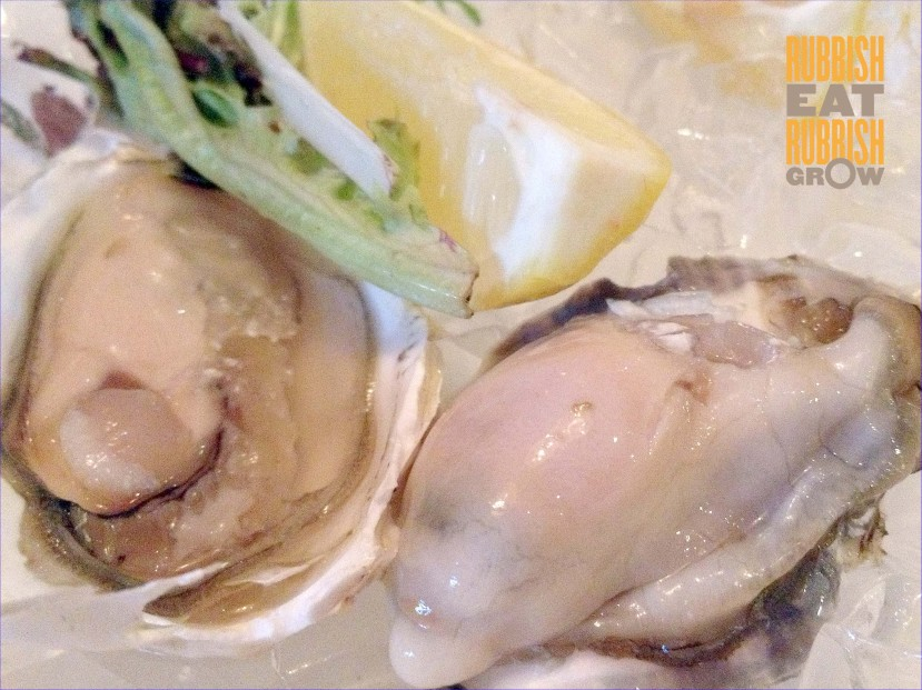 Greenwood fish market sg - oysters