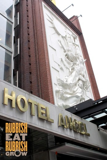 Hotel Angel Busan