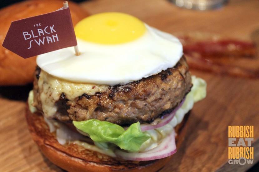 Black Swan SG - burger