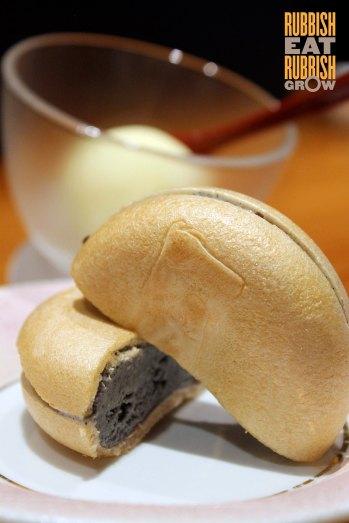 Han Japanese Restaurant - desserts