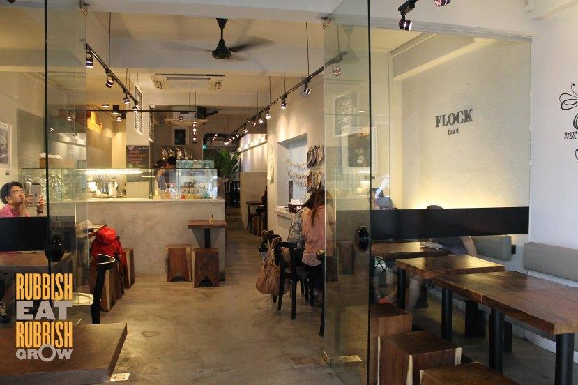 Flock Cafe Singapore
