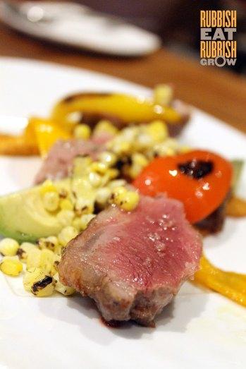 Nuvo Restaurant Singapore - Lamb