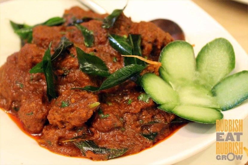 Gokul indian Restaurant - mutton