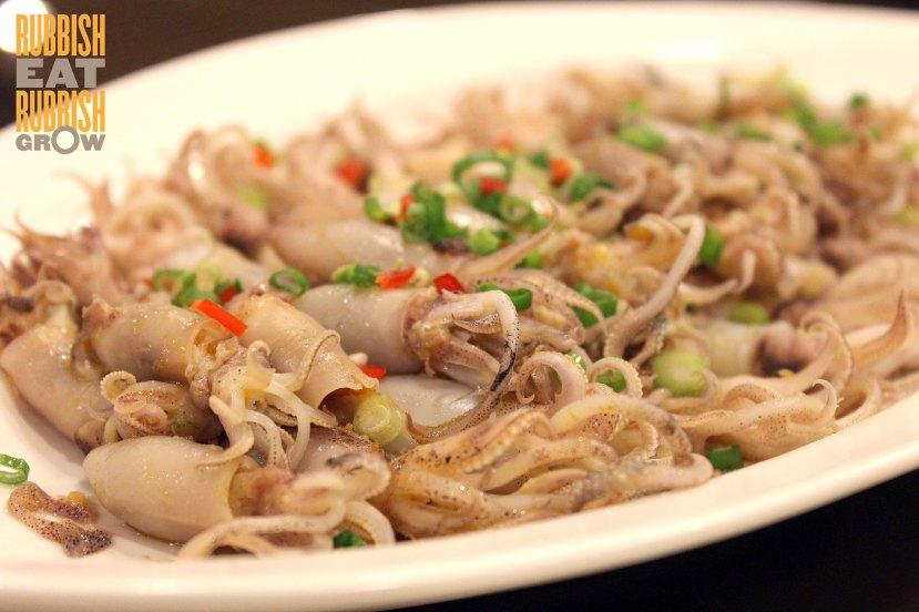 Pioneer Seafood - Squid