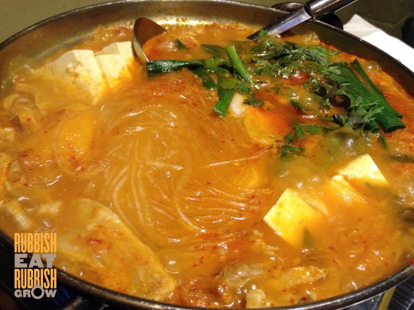 Sydney Madang - Army stew