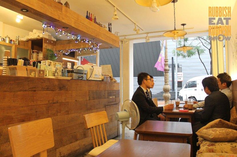 Seoul Art Museum Cafe