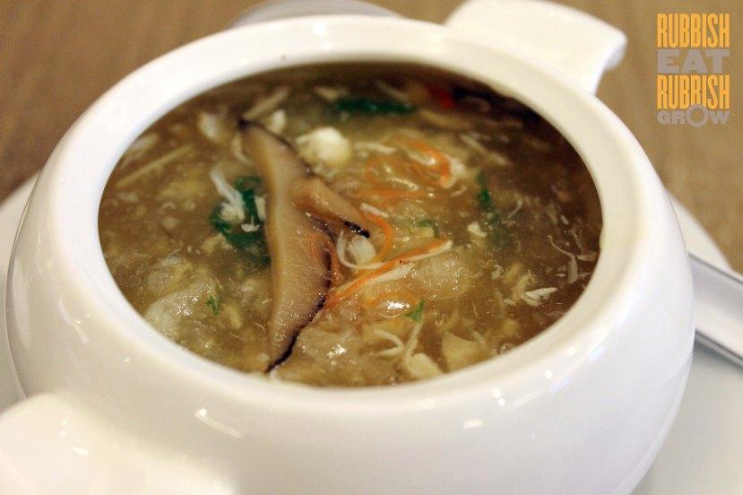 Gim Tim Restaurant ang mo kio - fish maw