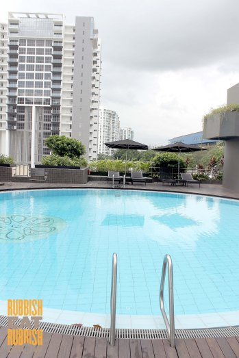Village Hotel Katong Pool