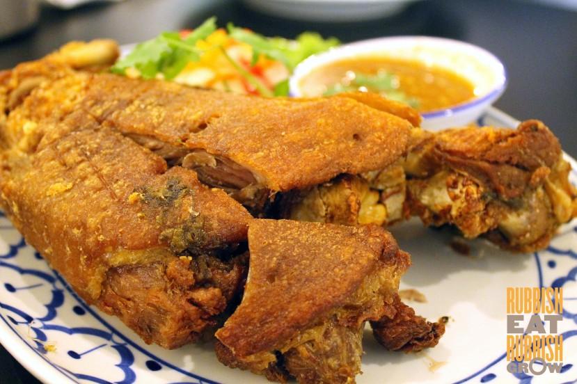 Siam Society Sg - pork knuckle