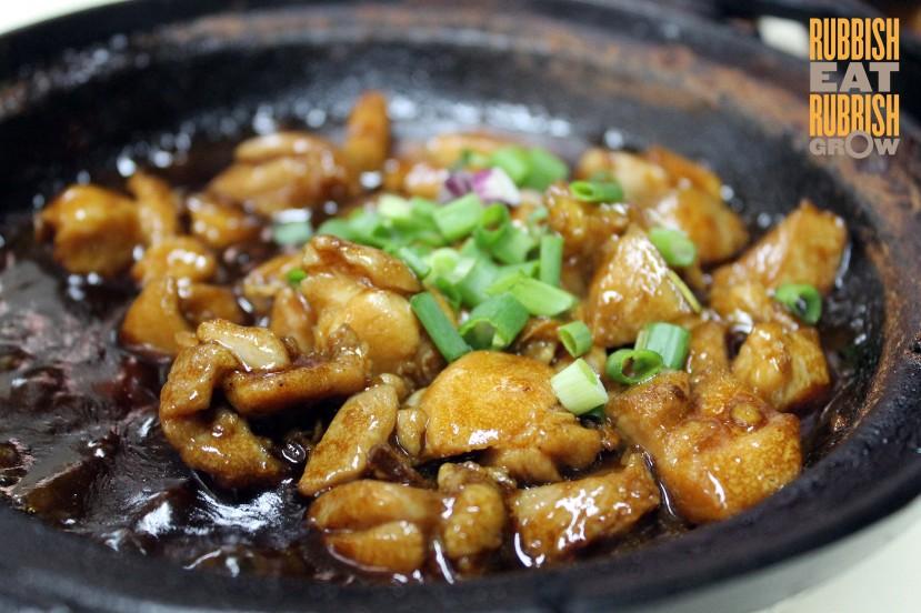 Lau Wang Singapore - Sesame Oil Chicken