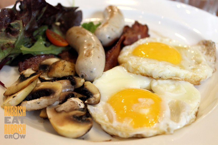 Wheeler's Yard Lorong Ampas - Big Breakfast