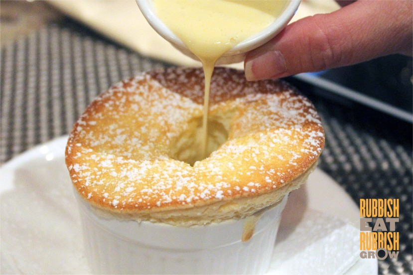 In Italy Sg - panettone souffle