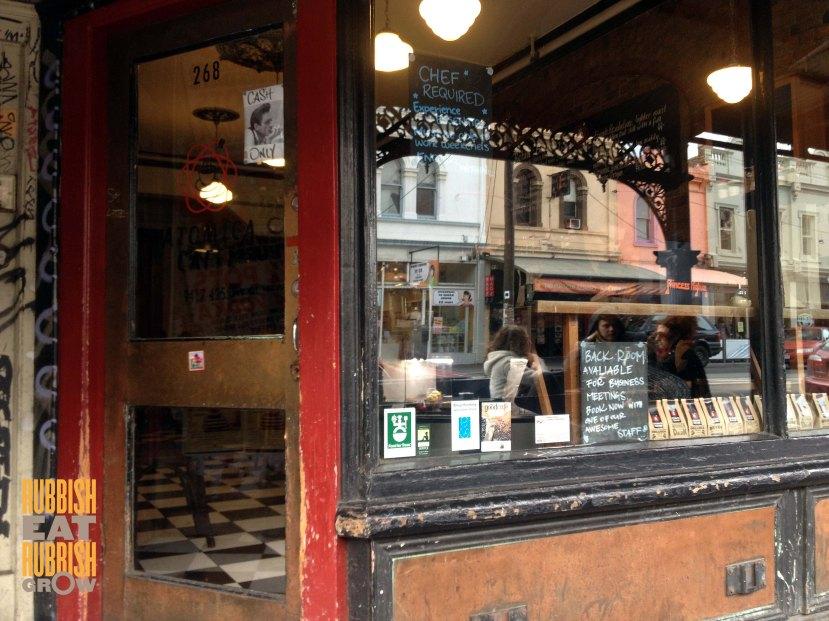 Atomica Cafe Melbourne Australia