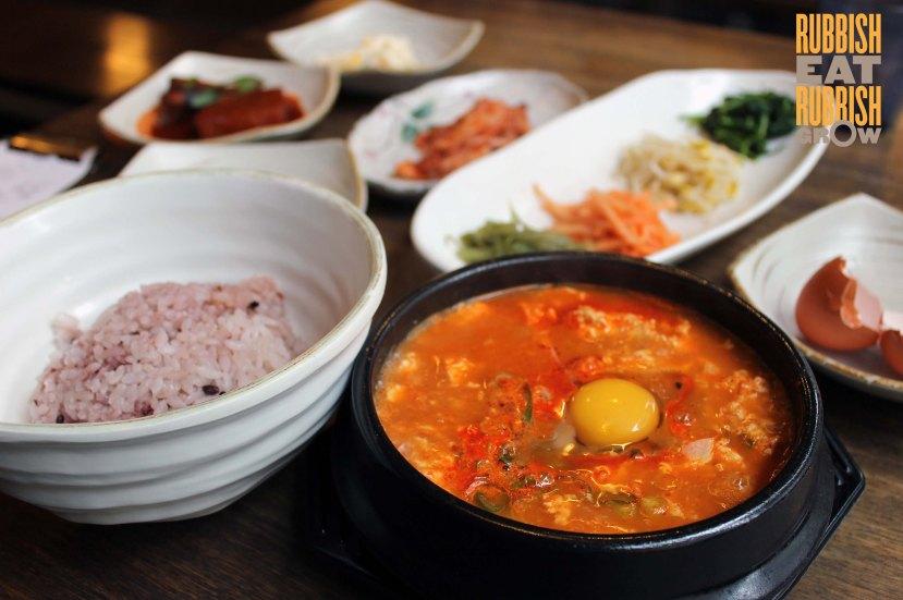 Soft Tofu Stew Busan