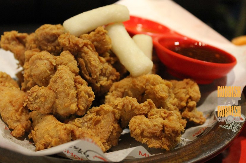 Mubanna Chondak Korean Fried Chicken