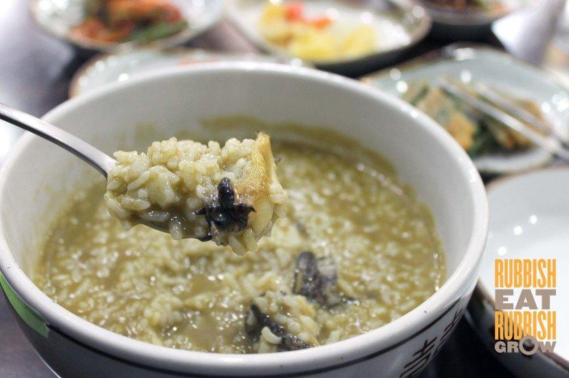 Dawoojung Abalone Porridge