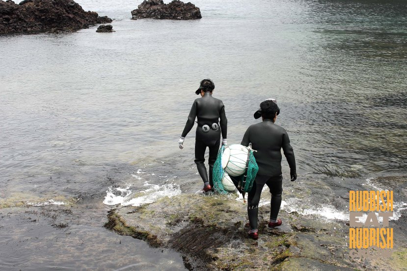 women divers jeju