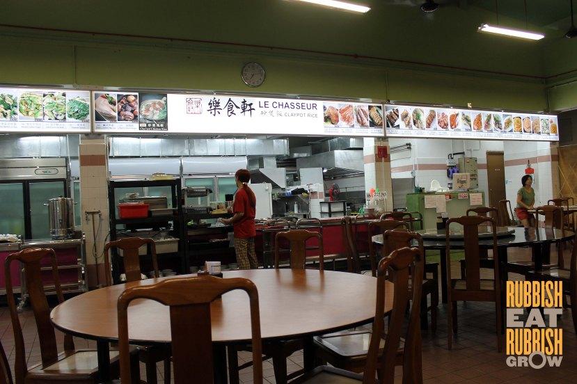 La Chasseur Singapore