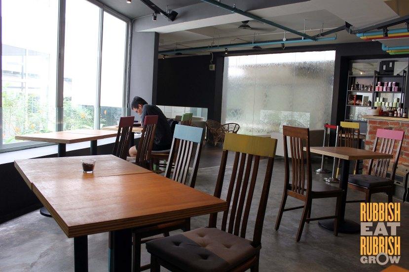 November 8 Cafe Singapore