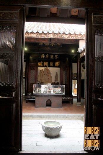 Fuk Tak Chi Temple Singapore
