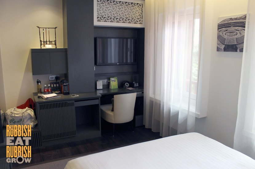 Amoy Hotel Review Sg
